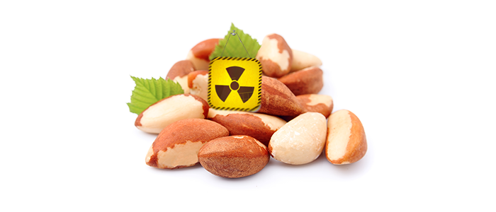 Paranuesse radioaktiv